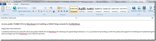 LiveBlogsDNNModules
